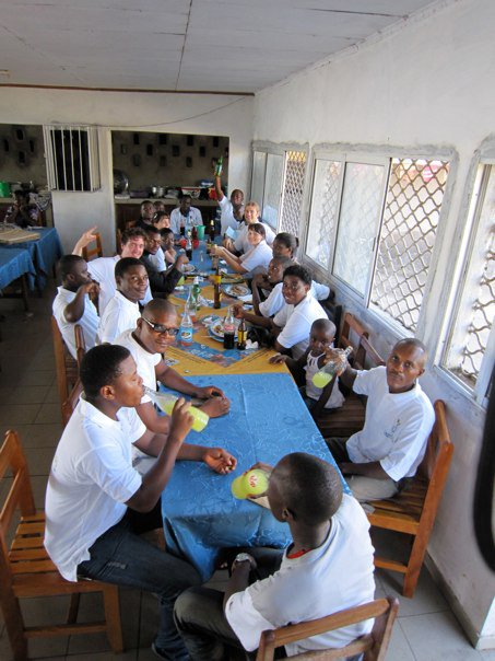 Limbe Labs Staff and Friends Labour Day